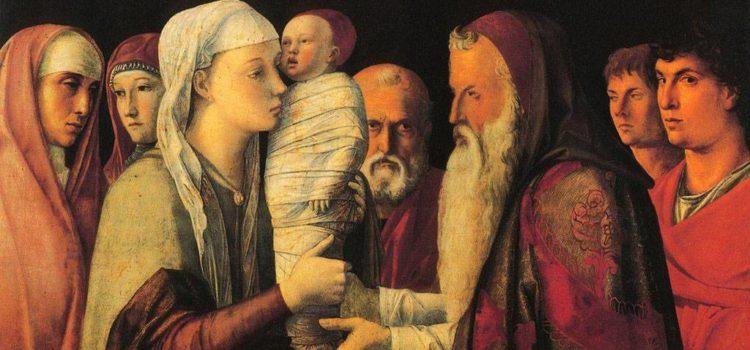 2 Febbraio '19 – Festa della presentazione di Gesù al Tempio