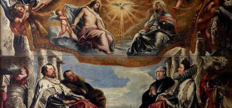 16 Giugno '19 – Festa della Ss.ma Trinità