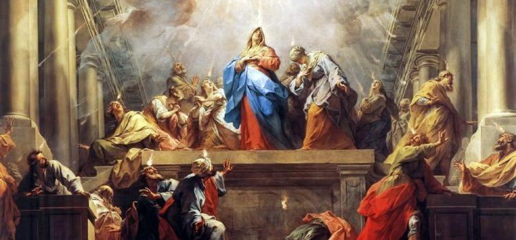 09 Giugno '19 – Solennità di Pentecoste