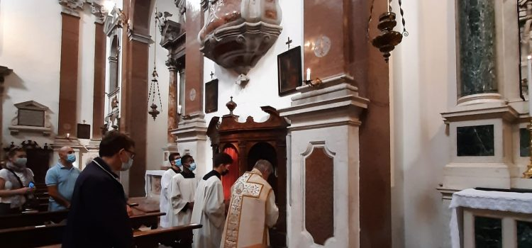 01 Agosto '21 – Dedicazione dell'Arcibasilica del Ss. Salvatore