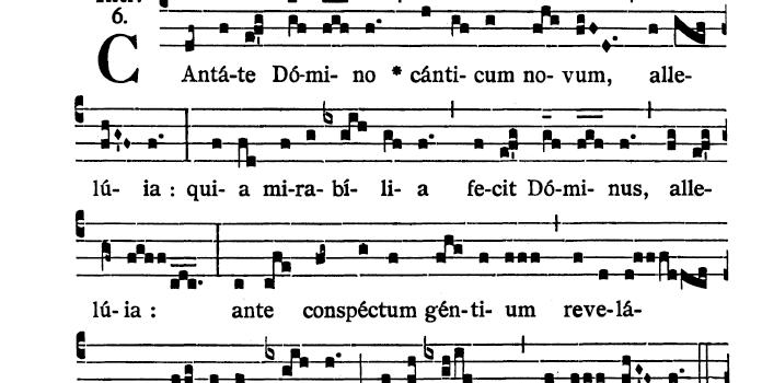 29 Aprile '18 – Dominica IV post Pascha