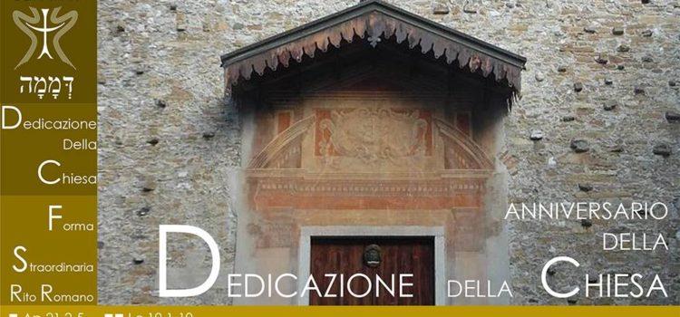 04 Agosto '19 – Dedicazione dell'Arcibasilica del Ss. Salvatore