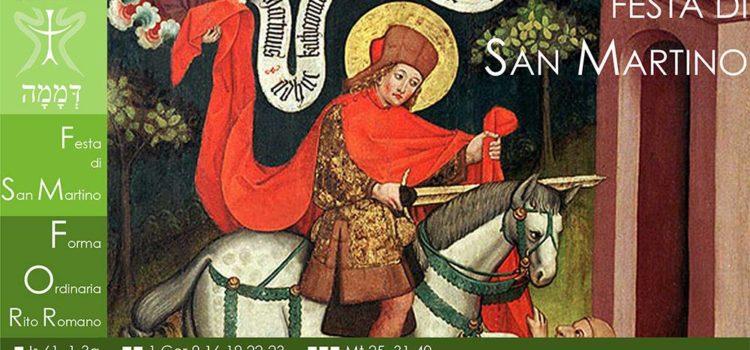 11 Novembre '18 – Festa di S. Martino