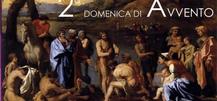 6 Dicembre '20 – II Domenica di Avvento
