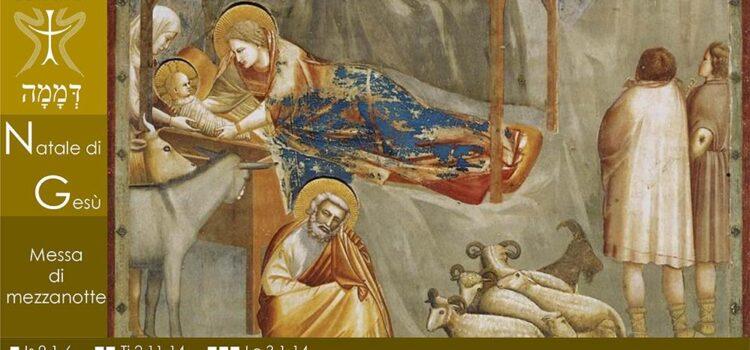 24 Dicembre '20 – Messa nella notte di Natale